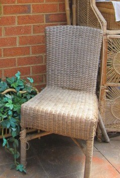 another cane chair for an update
