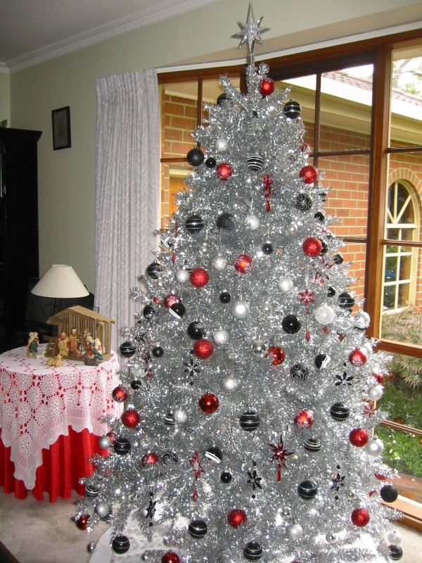 My new Christmas tree 2008
