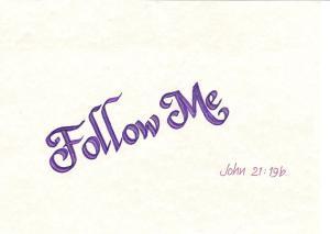John 21 19b