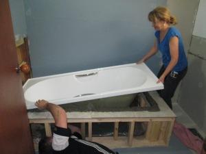 Bathroom reno DURING (7)